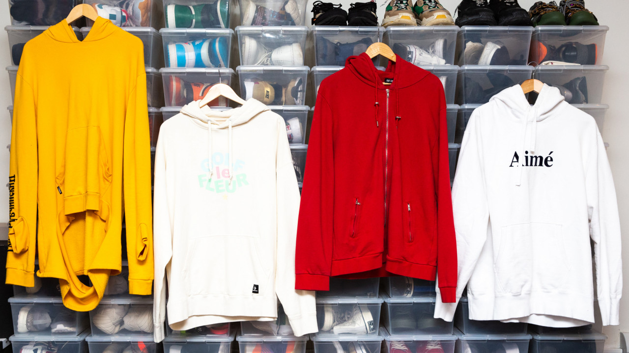 19 Cozy Hoodies & Sweatshirts for Chilling at Home