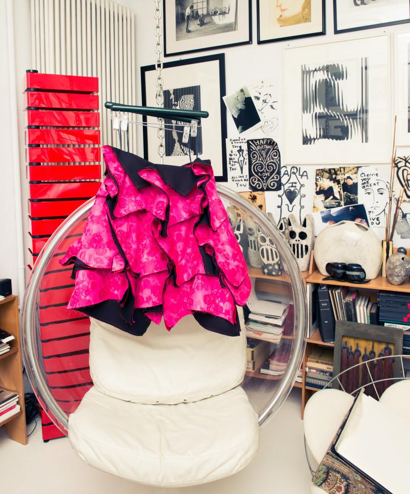 carla sozzani closet