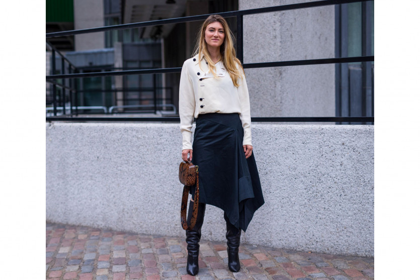 fashion insiders support small brands