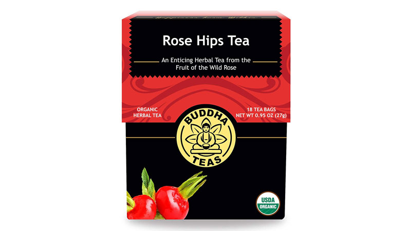 buddha teas rose hips tea
