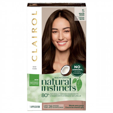 natural instincts clairol natural instincts demi permanent hair color