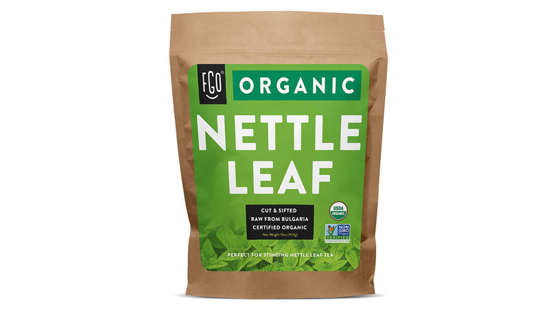 fgo organic nettle leaf herbal tea