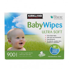 kirkland signature baby wipes 900 count