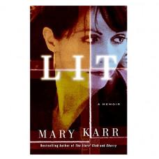 mary karr lit a memoir