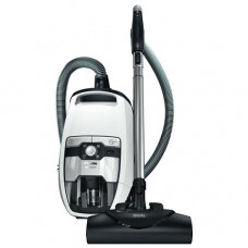 miele blizzard cx1 cat and dog bagless canister vacuum lotus white