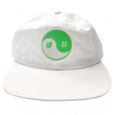 mister green dualism cap white
