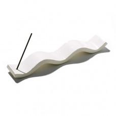 rachel saunders wave incense holder
