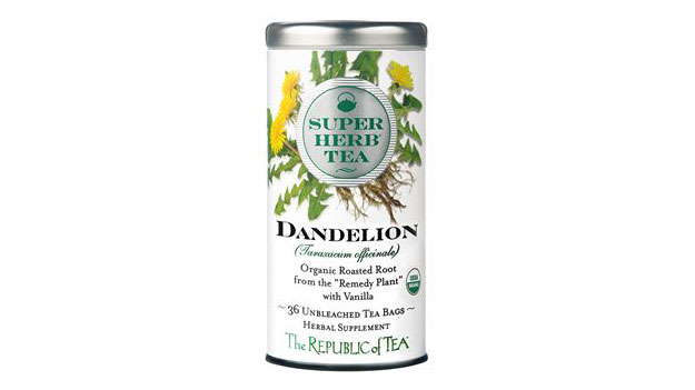 superherb tea organic dandelion tea bags