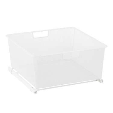 the container store cabinet szied elfa mesh pull out cabinet drawers
