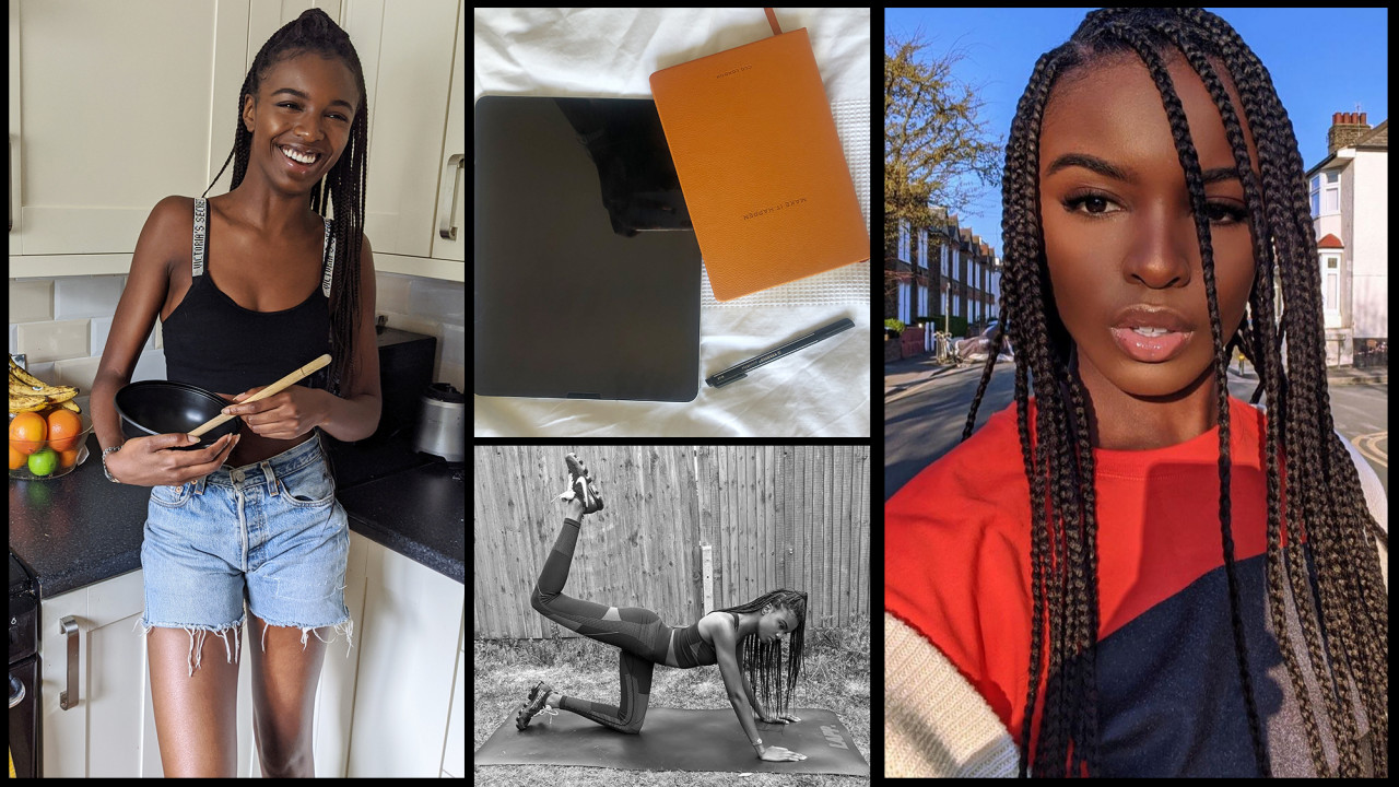 Working from Home with Leomie Anderson