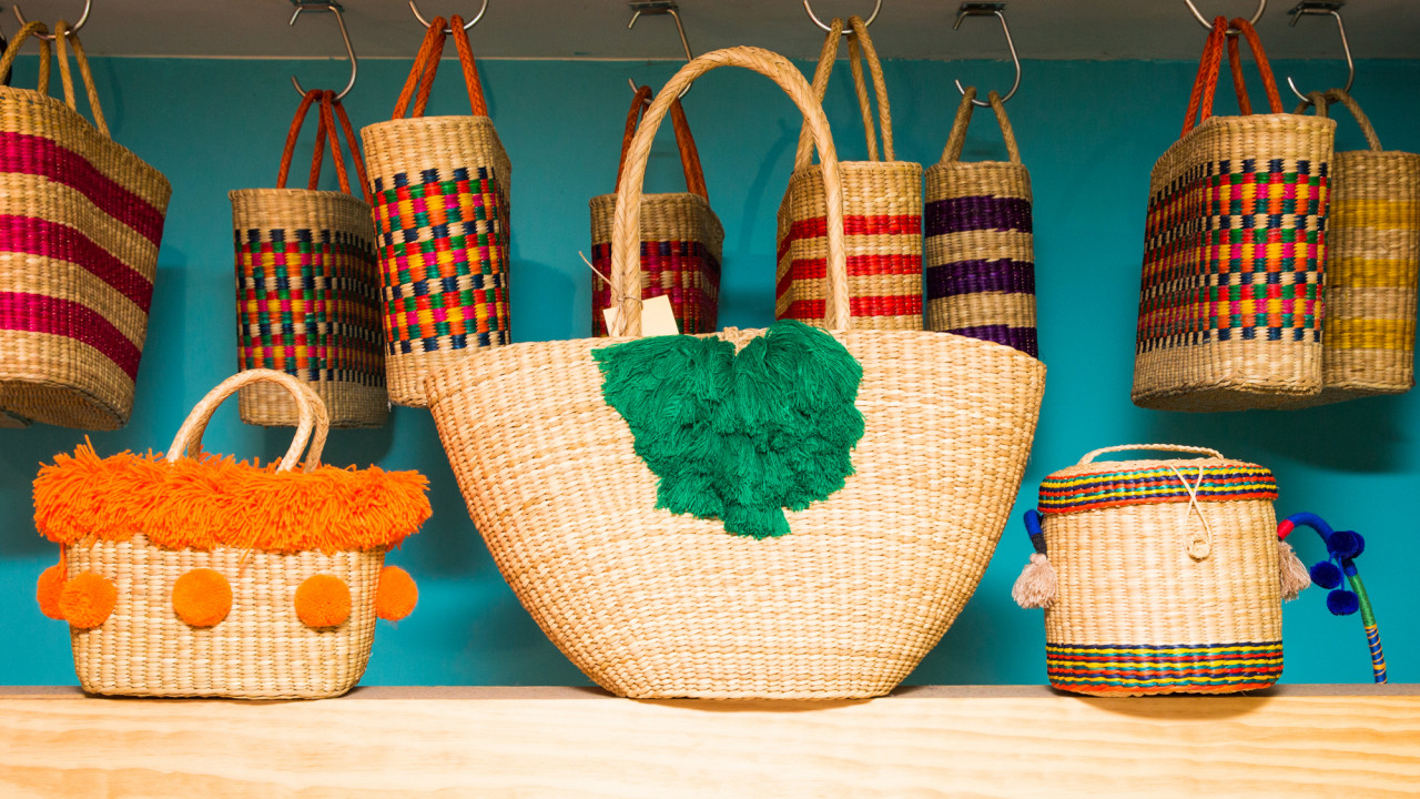 Shop Chic Straw Totes to Welcome the New Season