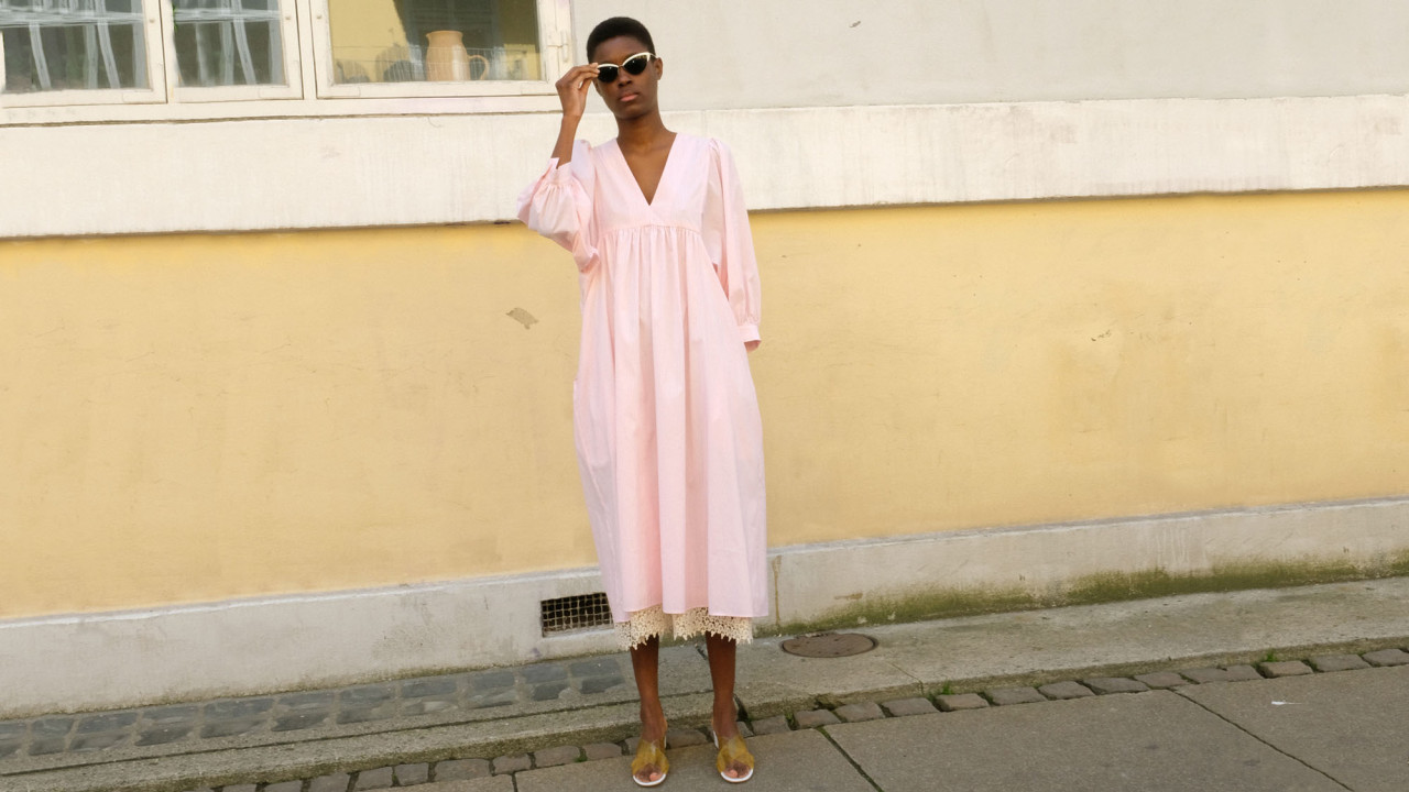 Switch Up Your WFH Look with These House Dresses