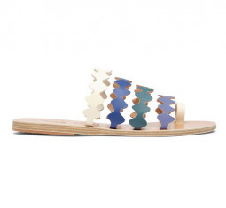x Ancient Greek Sandals Niki Onda by Le Sirenuse