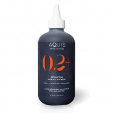 aquis prime detoxifying hair and scalp wash