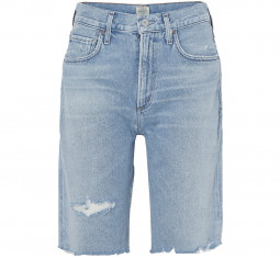 Libby Distressed Denim Shorts by Citizens of Humanity