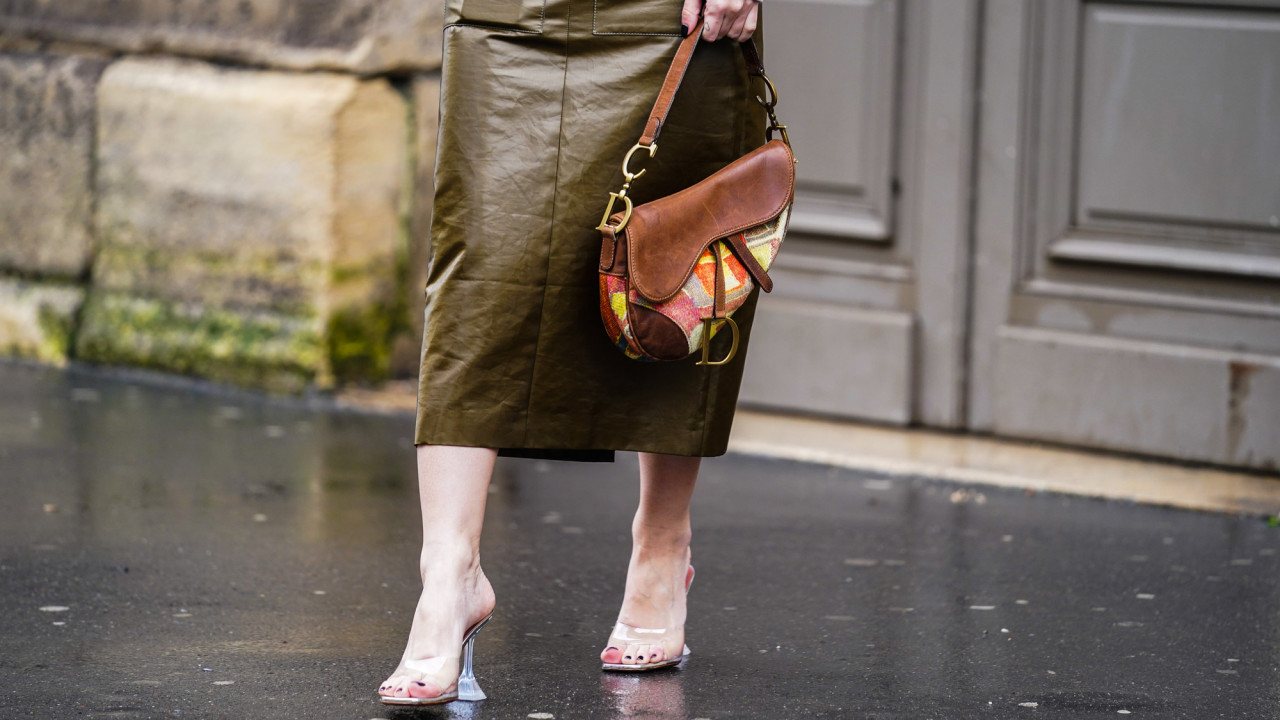 Hear Us Out: Why Clear Sandals Are Our Favorite Shoe Trend This Summer