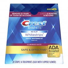 crest 3d white luxe whitestrip teeth whitening kit