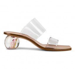 Jila Flower Sandal by Cult Gaia