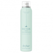 drybar detox dry shampoo original scent