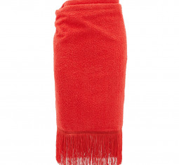 Pareo Fringed Cotton-terry Sarong by Gabriel for Sach