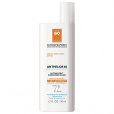 la roche posay anthelios ultra light face sunscreen spf 60