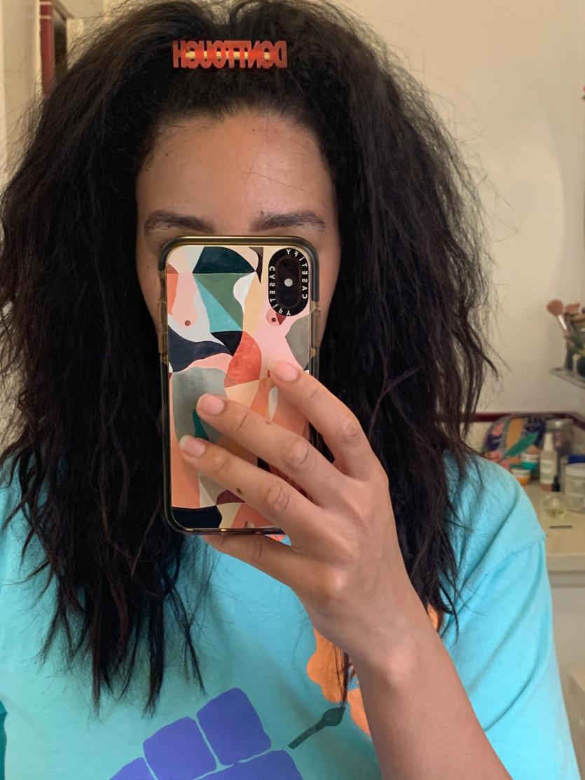 multiracial hair
