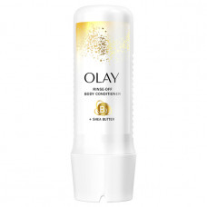 olay rinse off body conditioner shea butter