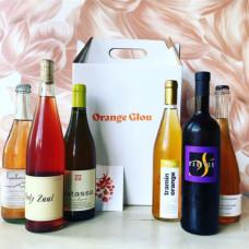 orange glou 6 bottle membership