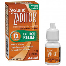 zaditor allergy eye drops