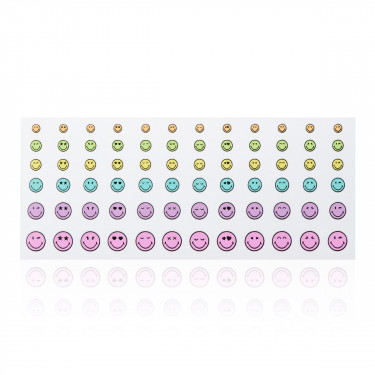 ciate stick on nail stickers