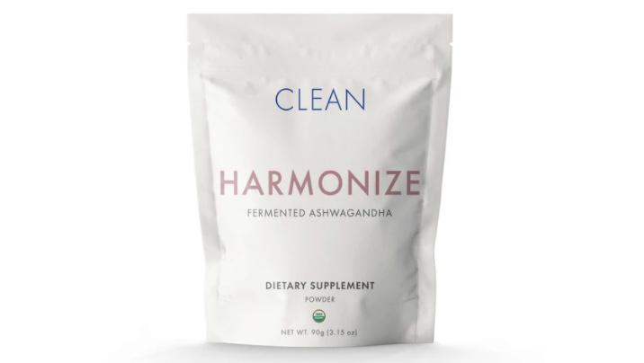 clean harmonize fermented ashwagandha