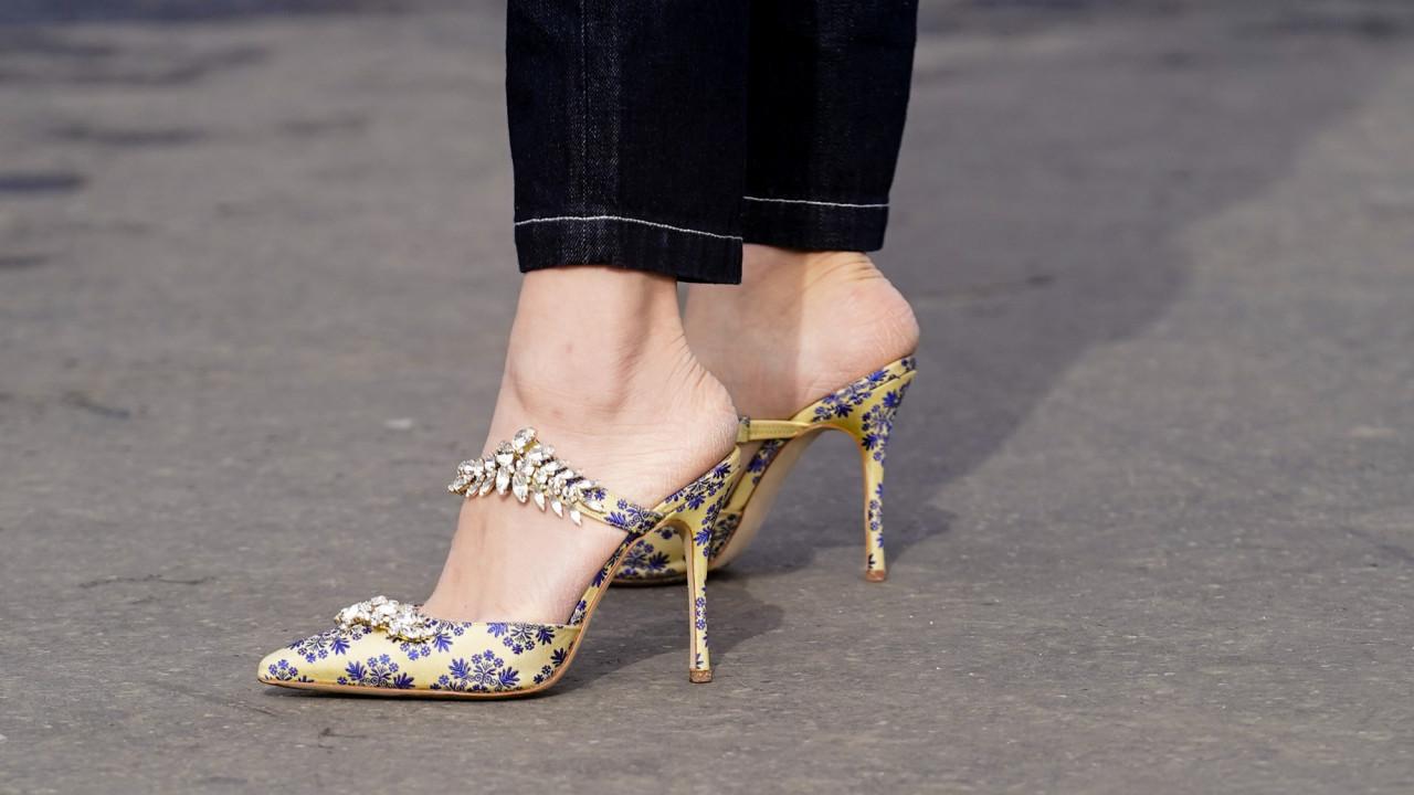 high heels quarantine