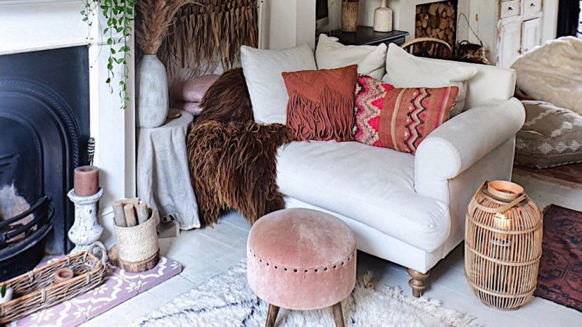 12 Stylish Loveseats for Smaller Spaces