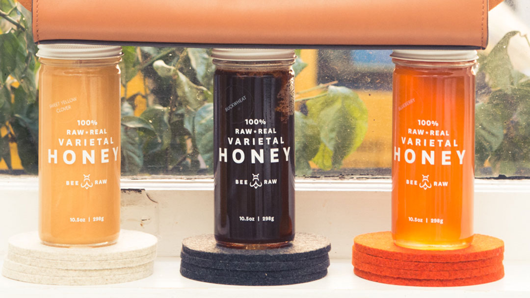 honey skin-care products