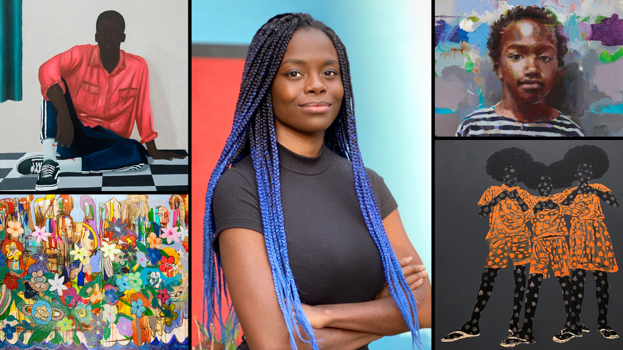 Meet the 24-Year-Old Art Curator Championing International Black Artists