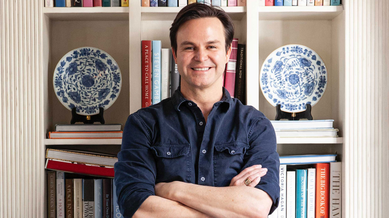Interior Designer Mark Sikes on Adding Depth to Your Space and the Power of Beauty