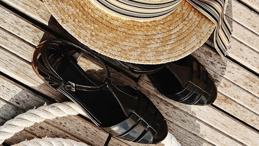 Ring In the End of Summer with This Menswear-Inspired Sandal Silhouette
