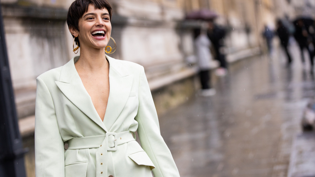 An Ode to the Oversize Blazer