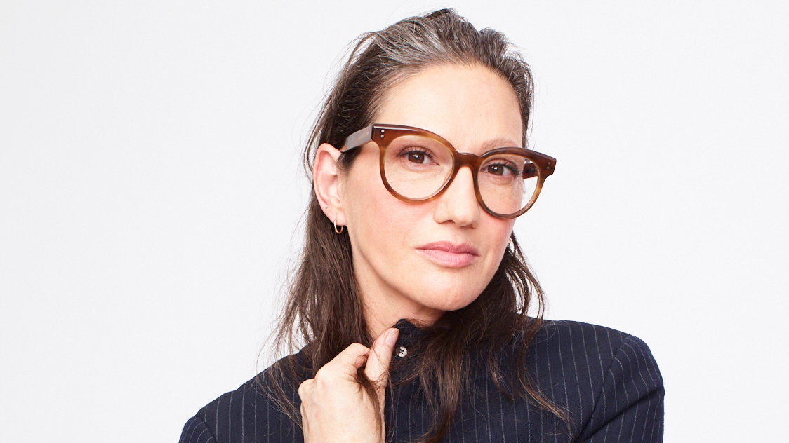 Jenna Lyons Is Back, & She's Out to Fix Your Lashes