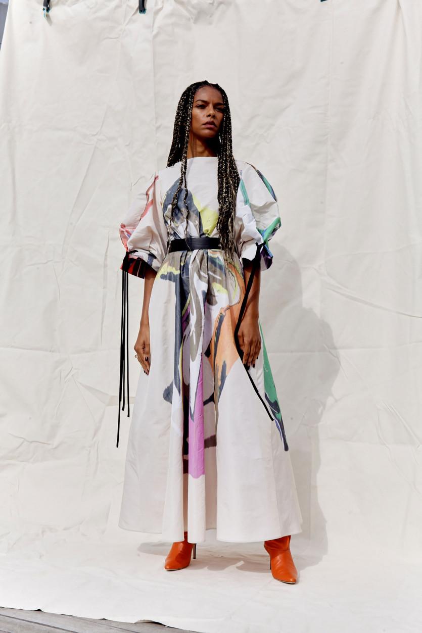 london fashion week spring 2021
