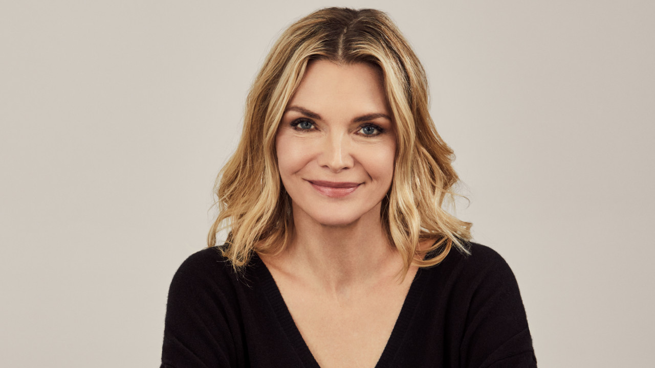 Michelle Pfeiffer on Pheromones, Spending Time with Her Husband, and Why She Always Wears Perfume