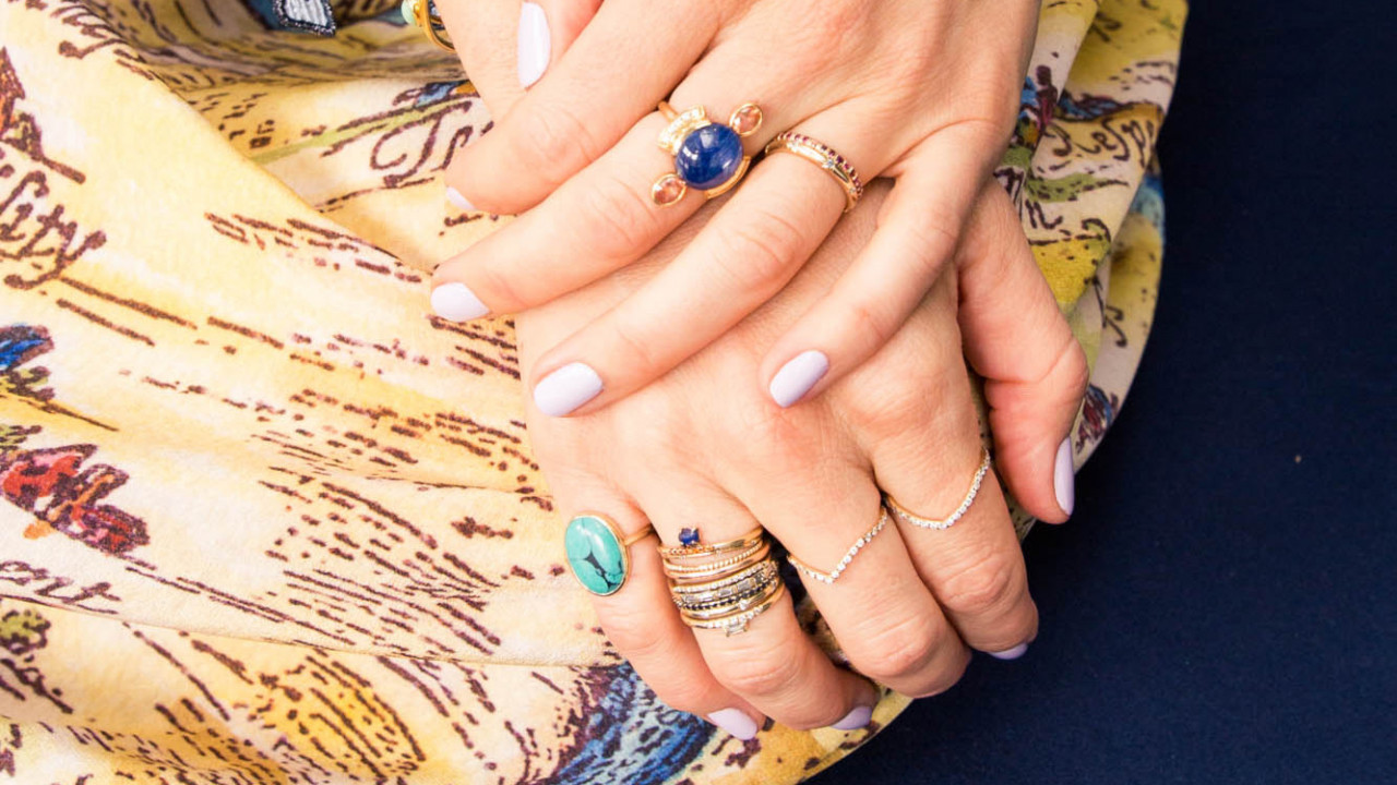 18 Reasons Why We're Loving Rings This Fall