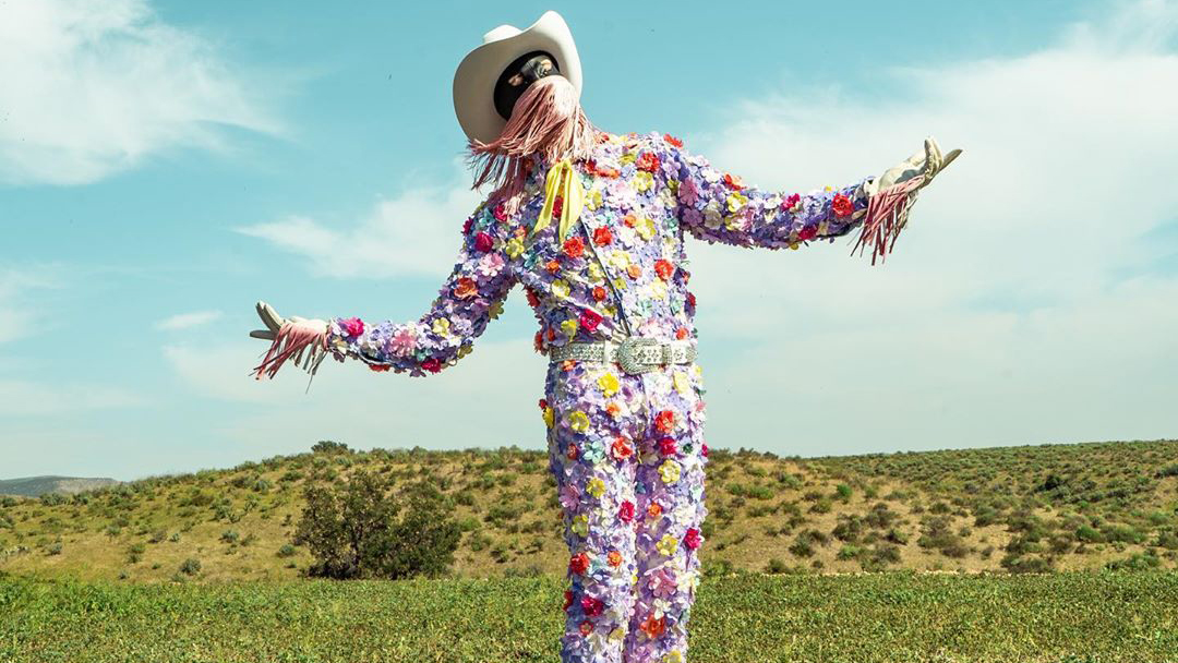 "Orville Peck Is the ""Show Pony"" with Sincerity"