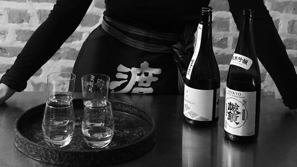 Move Over, Wine—Sake Is Our New Go-To Beverage for Fall