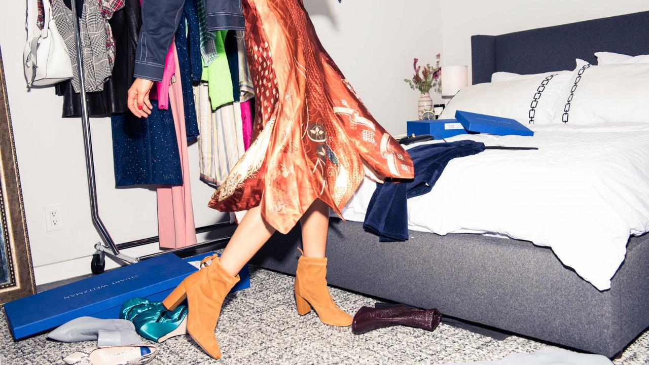 fashion insiders pandemic wardrobe