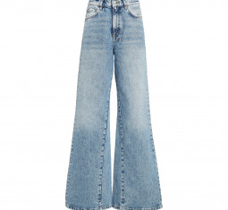 Kicker Rigid High-rise Wide-leg Jeans by Ksubi