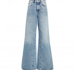 Kicker Rigid High-rise Wide-leg Jeans by Ksubi