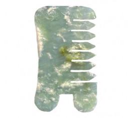 Jade Comb by Luer NY