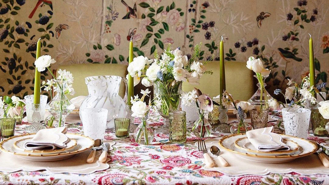 How We're Upgrading Our Tablescapes This Fall