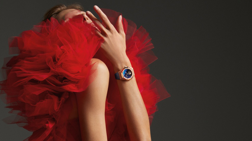 Legendary Watchmaker Audemars Piguet Is Teaming Up with British Couture House Ralph & Russo
